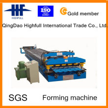 Full Automatic Cold Roll Forming Machine for Roof Sheet