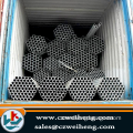 ASTM A53 ERW Steel Pipes in building green house