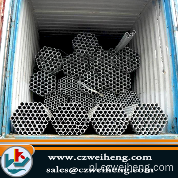 "ERW Steel Pipe (O. D8 ""-26"" * W. T5 - 22 mm)"