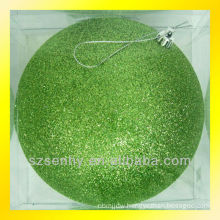 Magnificent decorative foam large xmas balls