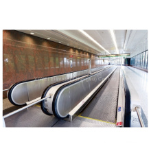 Step width 800mm 0 degree moving sidewalk with speed 0.5m/s