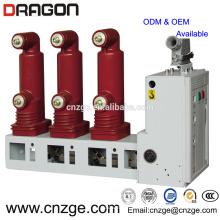 SVC-12 11kv 630a high voltage indoor vacuum circuit breaker