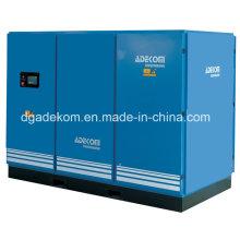 Compresseur d'air à vis à entraînement direct rotatif refroidi à l'eau (KF185-08)