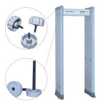Detector de metais Archway de detecção de lâminas 18 Detector de metais