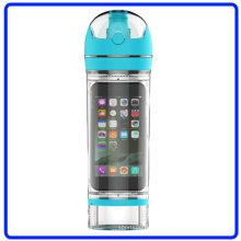 480ml Handy Kunststoff Wasserflasche (R-1195)