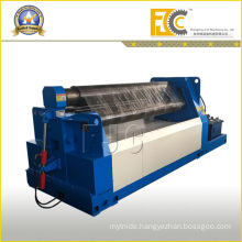 Hydraulic Steel Plate Bending Machine with Four Rollers