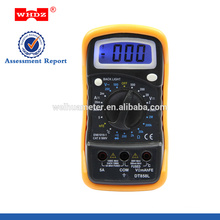 Digital Multimeter DT858L CE with Backlight with Temperature with GS