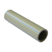 Plastic underground drinking water supply ppr pipe for cold and hot water
