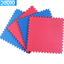 Funny toy cleanable comfortable printing foam puzzle mat