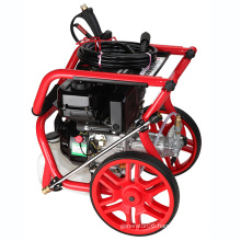 induction motor high pressure washer