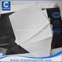 Полиэфирный нетканый материал фильерного производства, используемый для гидроизоляционной мембраны SBS / APP