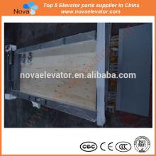 Door Machine, Fermator Door Operator, 2 Panels Center/Side Opening Fermator Elevators