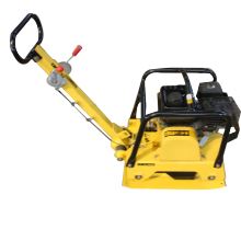 reversible vibration plate compactor machine
