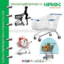 180L Shopping Cart for supermarket