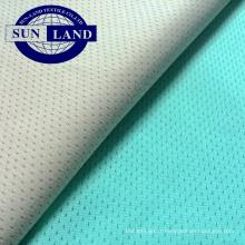 maille de polyester antibactérien d'ajustement à sec d'ions d'argent pour les sous-vêtements