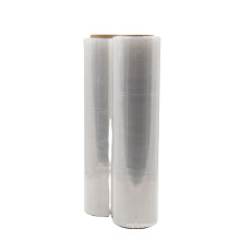 Chinese High Quality Transparency Hand LLDPE Pre Pallet Stretch Film for Packaging