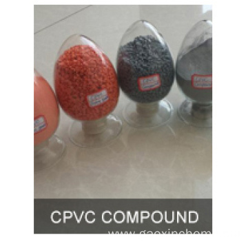 Cpvc Compound For Pipe and Fittings