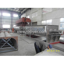 Air Hollow-blade City Sludge Drying Equipment