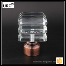URO new design portable curtain rod