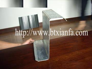 Sheet Steel Forming Machine