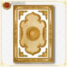Design de plafond artistique de haut niveau brillant pour la décoration intérieure (BRD1420-EF-088)