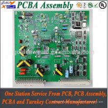 pcba électronique assemblée Ragid pcb EMS service pcb assemblé conseil
