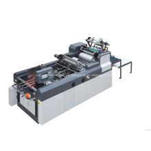 ZKT-700 Ventana de la máquina de parche