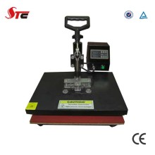 Homologués CE prix bas Swing main Machine de presse de la chaleur (STC-SD07)