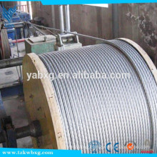 300 series 6mm Aisi 304 Cable 7x19 stainless steel wire rope                                                                                                         Supplier's Choice