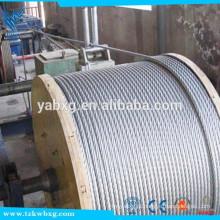 GB9787 cabo de aço inoxidável revestido de plástico 316L