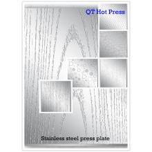Chromplatte für kurzzeitige Heißpressmaschine / Pressformen zum Laminieren