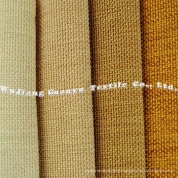 Polyester Decorative Oxford Linen for Textile Fabrics