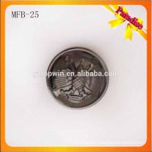 MFB25 Bouton de tige métallique à demi-bille à bille pour vêtement manteau 23mm
