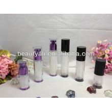 Пластмассовая бутылочка для безвоздушного распыления AS