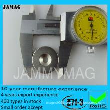 super neodymium magnet screw