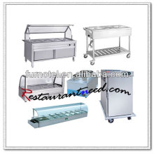 Restaurant Electric Buffet Bain Marie Food Warmer For Catering