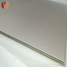 Medical grade Gr9 titanium plates for surgical use with low price