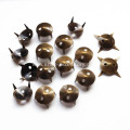 Brass Cone Nailheads 9mm
