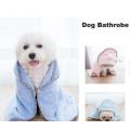 Baumwolle weich gemütlich Haustier Hund Bademantel