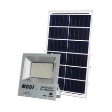 400W White Solar Flood Light