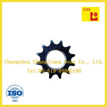 Geschwärztes Getriebe-Technik-Loch-Kettenrad