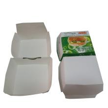 Food Grade Paper Box for Hamhurger Packing