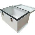 большой водонепроницаемый ящик для хранения алюминиевого сплава на заказ большой водонепроницаемый ящик для хранения алюминиевого сплава на заказ