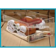 Modische Acryl Schuh Display Box