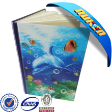 China Manufacturer Supply 3D Printing Book Cover