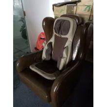 Tiger silla, silla de cuero con masaje, sofá del Recliner (# 6)