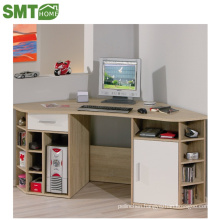 European computer office table/desk kids corner wooden color