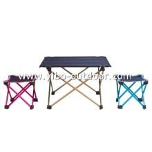 venta caliente, juegos de mesa y una silla plegables camping