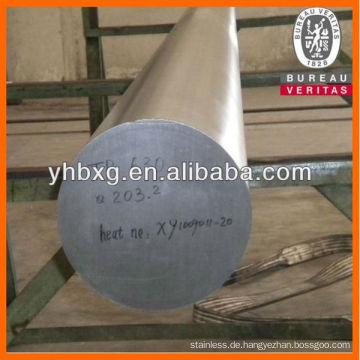 ASTM 630 Edelstahl hell Runde bar für Propeller Welle Zweck