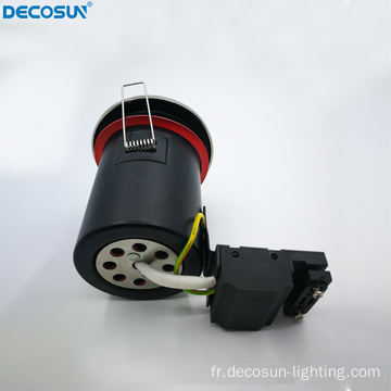 Downlight coupe-feu GU10 MR16 IP65 Downlight Fixture